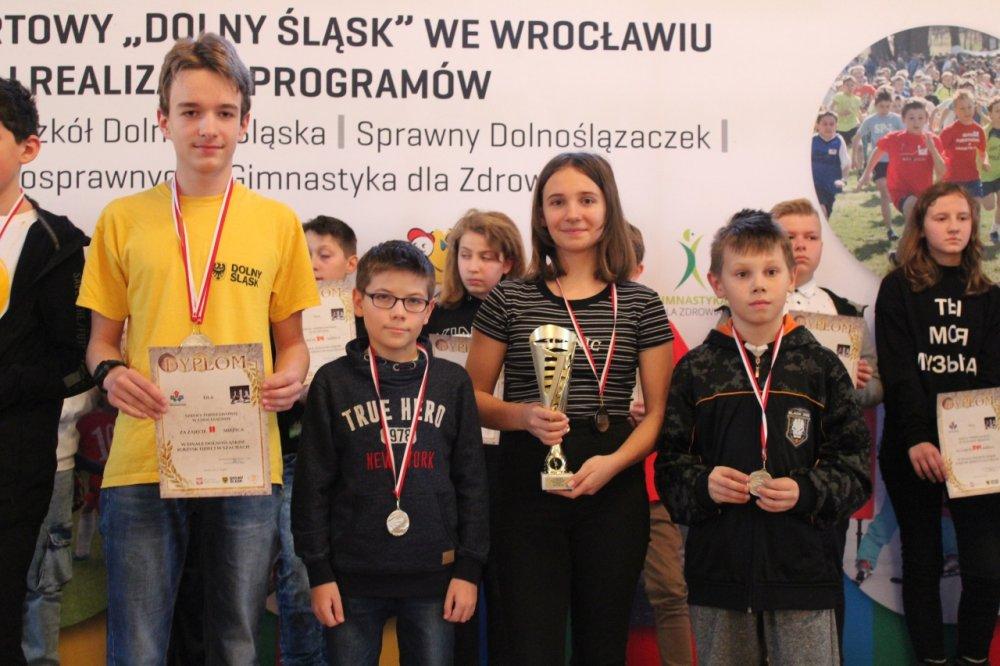 Finał Dolnośląskich Rozgrywek Szachowych 2019/2020