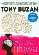 Okładka książki Rusz głową, Tony Buzan