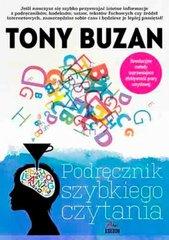 Okładka książki Podręcznik szybkiego czytania, Tony Buzan